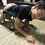 松葉杖訓練法